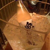 Photo taken at SAKE+ by Baby S. on 9/29/2014