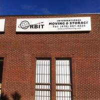 Photo taken at Orbit International moving logistics LTD by Adi S. on 11/4/2013
