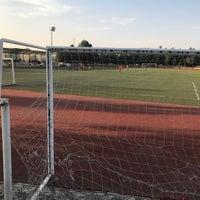 Photo taken at Tpao Futbol Sahasi by 'Fırat Y. on 9/9/2018