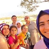 Photo taken at Hüsüm Dedesi Tepesi by Nur Nisa on 8/22/2014