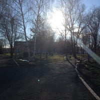 Photo taken at Сквер by Маргарита Е. on 4/26/2014