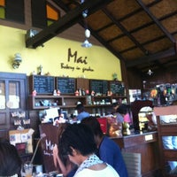 Photo taken at Mai Bakery In The Garden (ไหม เบเกอรี่) by KooK M. on 1/26/2013