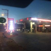 Photo taken at Öz Altun petrol ltd.şti. Petrol Ofisi by N.Koray S. on 11/18/2016
