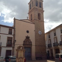 Photo taken at Iglesia San Miguel by Jorge A. on 7/3/2014