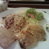 Photo taken at Churrascaria Sampa Grill by Caroline A. on 11/25/2013