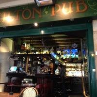 Photo taken at Le Milton Pub by Stephane M. on 10/6/2014