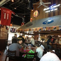 Photo taken at Wild Wing Cafe by Kim R. on 2/3/2013