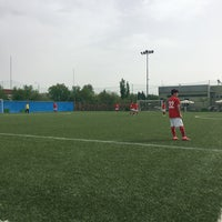 Photo taken at Olympic Park (Football Academy) by 💕💲tell🅰️💫💫 H. on 4/29/2017