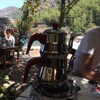 8/10/2018 tarihinde Meliha Ş.ziyaretçi tarafından Delikyol Deniz Restaurant'de çekilen fotoğraf