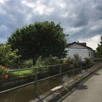Photo taken at Baggersee Kork by Sergen y. on 7/3/2016