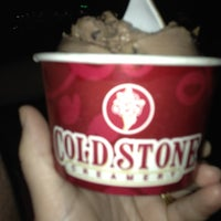 Photo taken at Cold Stone Creamery by Suzannah S. on 4/22/2013