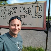 Photo taken at Gay Bar & Grill by Phil H. on 6/19/2016