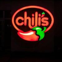 Photo taken at Chili's Grill & Bar Sasebo by Jeffrey S. on 10/30/2013