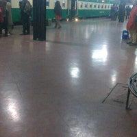 Photo taken at Rāwalpindi Railway Station by Badar-ul-islam ب. on 1/11/2014