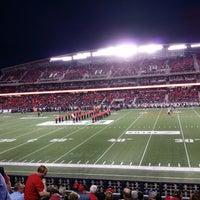 Photo taken at TD Place Stadium by Corneliux on 10/3/2014
