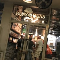 Photo taken at Buns and Buns by Wezo on 10/25/2016