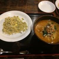 Photo taken at 美食中華 唐居 by kurage_adnis on 12/24/2017