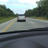 Photo taken at Exit 4, I-64 by Travis on 6/28/2014
