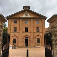 Photo taken at Hyde Park Barracks Museum by emirianyan on 10/26/2017