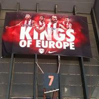 Photo taken at SEF - Peace & Friendship Stadium by Katerina K. on 6/7/2013