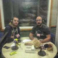 Photo taken at Ràdio Sant Boi FM 89.4 Mhz by Jorge G. on 1/24/2015