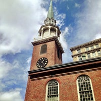 Foto tomada en Old South Meeting House  por Brian W. el 4/13/2013