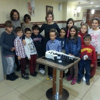 Photo taken at Seyidoglu by Vesile Ç. on 12/21/2014