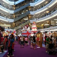 Photo taken at 1 Utama Shopping Centre (New Wing) by KC F. on 12/22/2012
