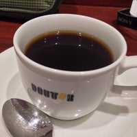 Photo taken at Doutor Coffee Shop by Easy K. on 3/29/2017