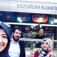 Photo taken at erzurum kumpir by şeyma f. on 4/10/2015