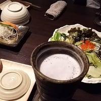 Photo taken at 月あかり by Masato M. on 10/10/2015