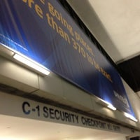 Photo taken at Terminal C by Norry d. on 11/22/2012