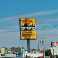 Photo taken at New York Pizza and Subs by Scotty K. on 3/1/2014