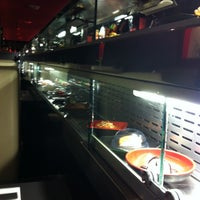 Photo taken at Wasabi Running Sushi & Wok Restaurant by Annamari J. on 1/23/2013
