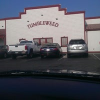 Photo taken at Tumbleweed Tex Mex Grill by Dee F. on 6/25/2013
