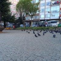 Photo taken at 19 Mayıs Parkı by Ferdi T. on 3/31/2014