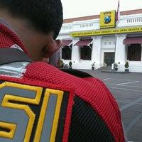 Photo taken at Polrestabes Surabaya by Abi 'Gus_Anto l. on 3/26/2017
