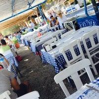 8/3/2014 tarihinde Ebru _.ziyaretçi tarafından Karina Balık Restaurant'de çekilen fotoğraf