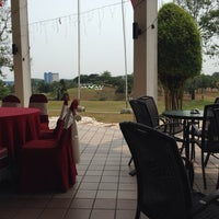Photo taken at Danau Golf Club Cafetaria by skumara_007 G. on 2/20/2014