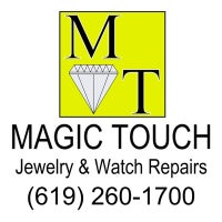 Photo taken at Magic Touch Jewelry & Watch Repairs by Magic Touch Jewelry & Watch Repairs on 2/26/2014