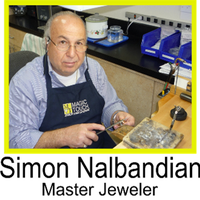 Photo taken at Magic Touch Jewelry & Watch Repairs by Magic Touch Jewelry & Watch Repairs on 10/20/2013