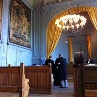 Photo taken at Palais De Justice by Bram V. on 6/20/2013