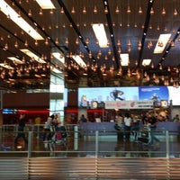 Photo taken at Terminal 1 by Lancheng C. on 10/1/2013