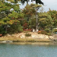 Photo taken at Knickercane Islands Recreation Area by Jessica L. on 9/30/2014