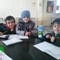 Photo taken at Çatak Atatürk Ilköğretim Okulu by Betül K. on 12/22/2015