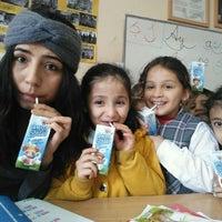 Photo taken at Çatak Atatürk Ilköğretim Okulu by Betül K. on 2/22/2016