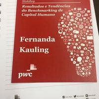 8/2/2017にFernanda K.がPwC Brasilで撮った写真