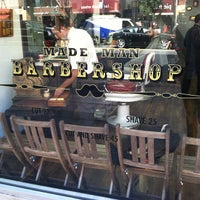 Photo taken at Made Man Barbershop by Made Man Barbershop on 10/18/2013