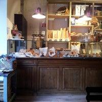 Photo taken at Molika Cafe by Gabriel G. on 11/24/2012