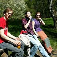 Photo taken at Palouk u srnce by Axie . on 4/30/2016